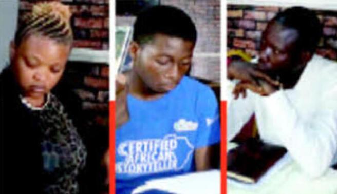 Nigerian Police Officer Rape Widow 'TILL DAY BREAK' For Not Wearing Face Mask