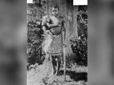 Ota-Benga - 114 years after, US organisation apologises for putting African man on display in zoo
