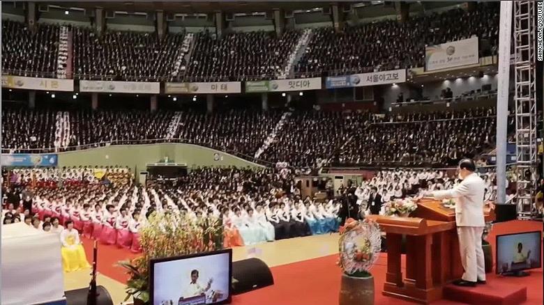 Shincheonji Church of Jesus South Korea