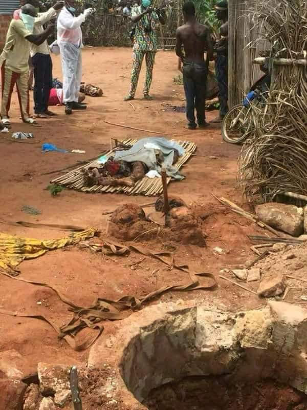 Dead bodies discovered in police raid in Togo