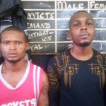 Two Nigerians arrested for trafficking 39 Nigerians to Ghana for cybercrime