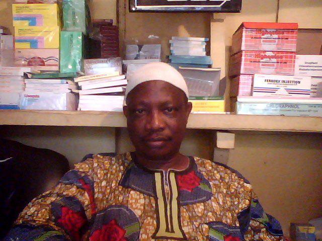 Ondo state commissioner for health - Wahab Oluropo Adegbenro