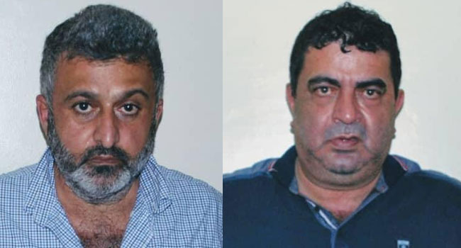 Cash Smuggling out of Nigeria- Two Lebanese Jailed, Forfeit Undeclared Sum Of $890,000
