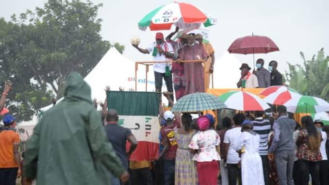 EDO 2020- PDP Obaseki campaign