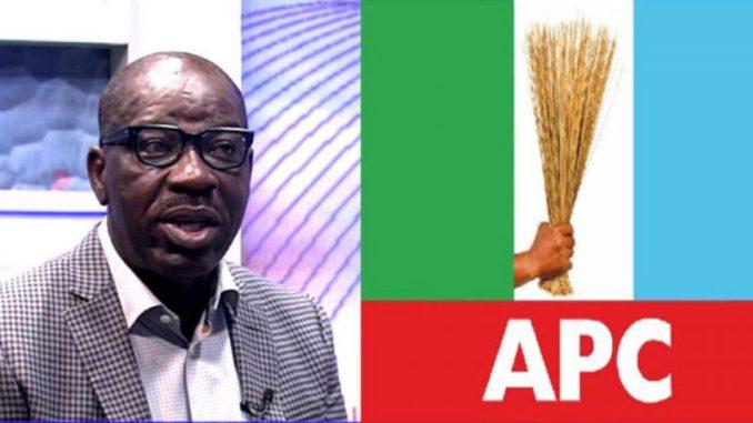 Governor Obaseki and APC