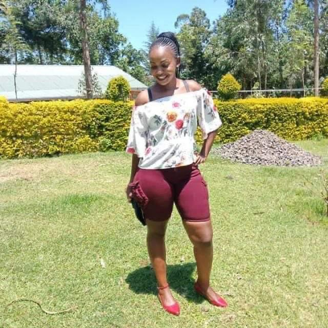 Harriet Harriet Vihenda Akunava – Lady Who Deliberately Infected Men With Hiv Begs for forgiveness On Social Media