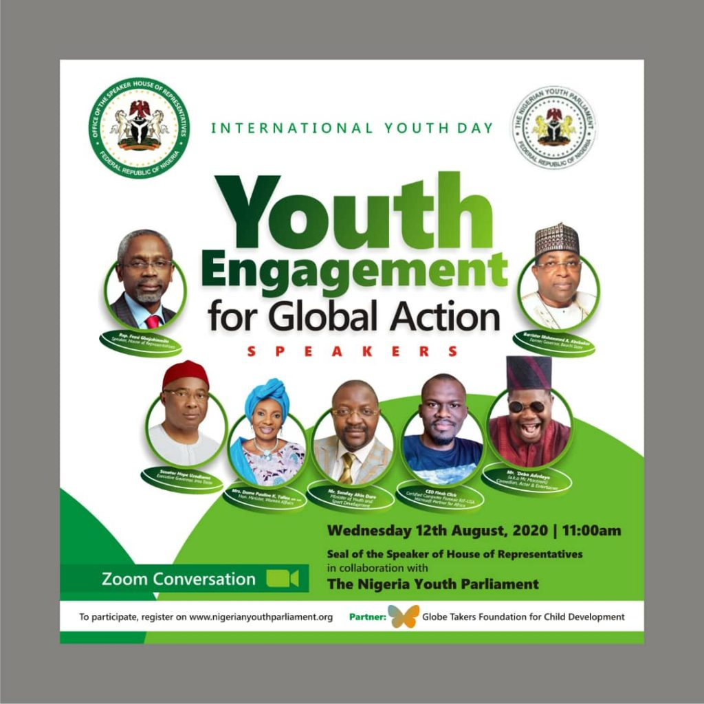 INTERNATIONAL YOUTH DAY: COMRADE LUKMAN O. AHMED TASKS YOUTHS TO EMBRACE SKILLS ACQUISITION AND SHUN DRUG ABUSE, HAILS KWARA STATE GOVERNMENT