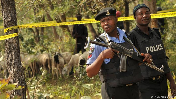 Police Combing the bush for kidnap victims