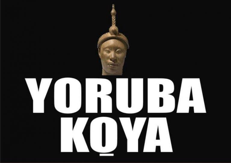 Yoruba Koya