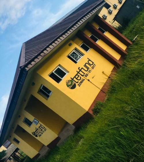 EXCLUSIVE REPORT: Delta State College Of Education Provost Uses ₦36million To Build Two Modern Toilets