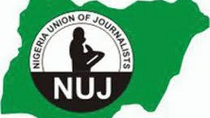 NUJ National Union of Journalists