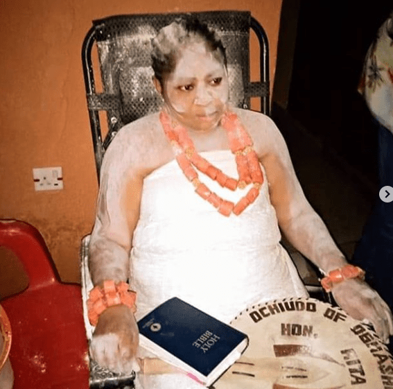 Nollywood Celebrity, Regina Daniels' Mother, Rita Receives Rare Chieftaincy Title In Delta State