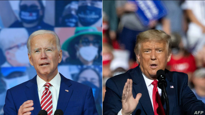 According to Polls, Who's Likelier to Win USA Presidential Election, Trump or Biden