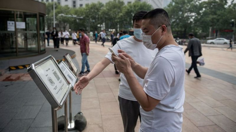 Covid-19 Vaccine- As the world readies to adopt digital travel identification, China pushes for QR Code global travel system 1