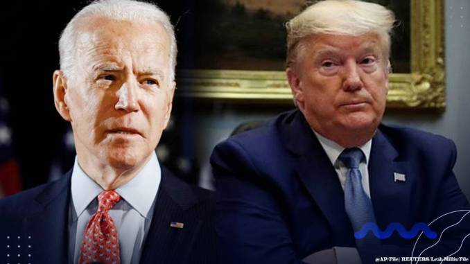 Donald Trump Concedes to Biden