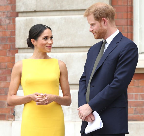 Meghan Markle and Prince Harry married in May 2018 (Image- GETTY)