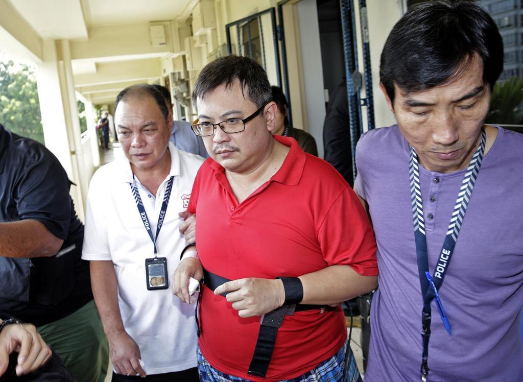 Singaporean man sentenced to death for killing pregnant wife and 4-year-old daughter over financial squabbles 2