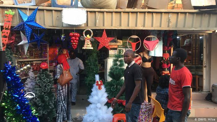 A sample of Christmas Cheer from Nigeria