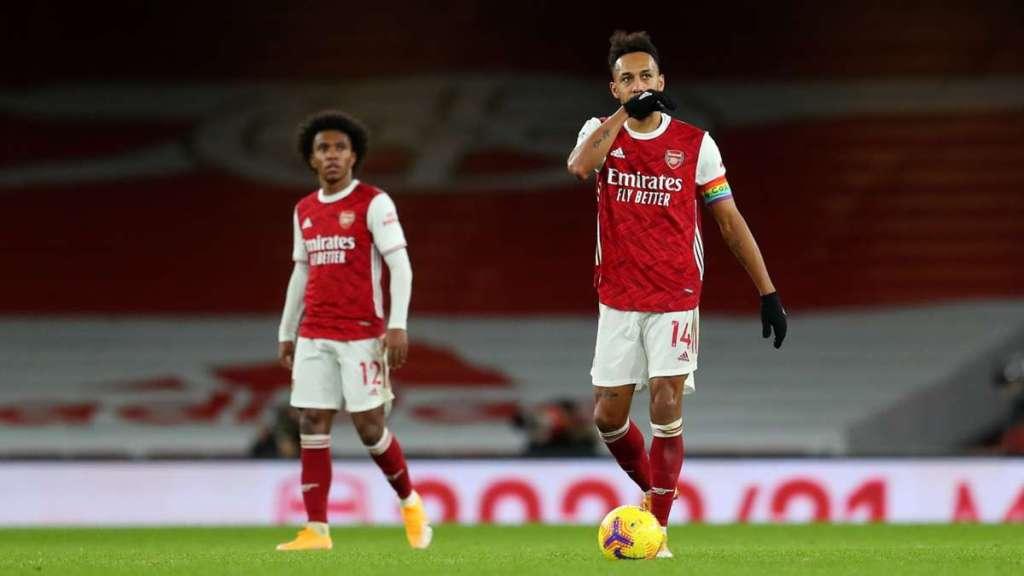 Arsenal Aubameyang William