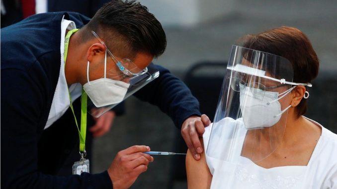 Covid-19- Mexico, Chile and Costa Rica begin mass vaccination