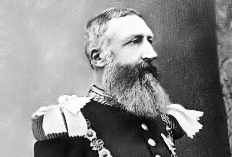 Evil genius, Leopold II of Belgium