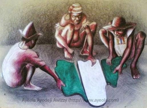 Nigeria Unity Message