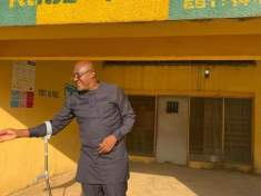 Olisa Metuh is finally released from Kujeh custodial center Abuja - 9News Nigeria