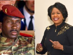 Thomas Sankara and Arikana Chihombori Quao