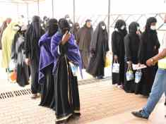 420 Nigerian returnees from Saudi Arabia received in Abuja