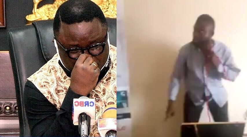 Ben Ayade and His Aide