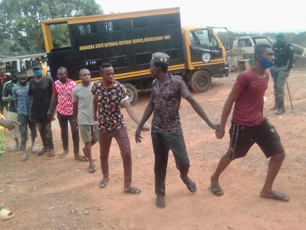 COVID-19 Preventive Protocols- Anambra State Arrests, Prosecutes 44 Violators At Nnewi - images
