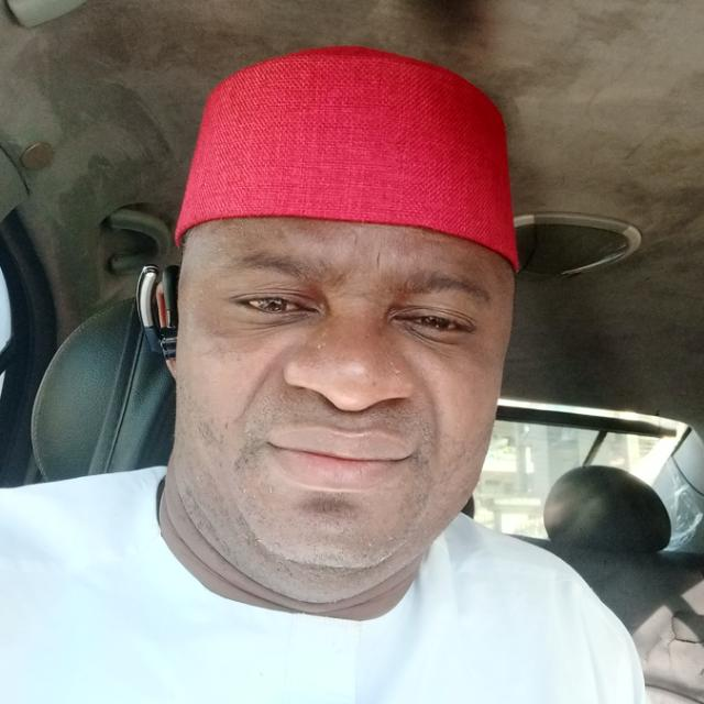 Dr. Charles Omini - National Coodinator PDP Youth Alliance