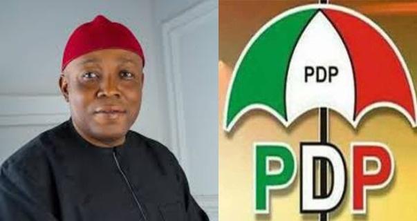 Dr. Ifedi Okwenna - PDP Anambra state governorship aspirant