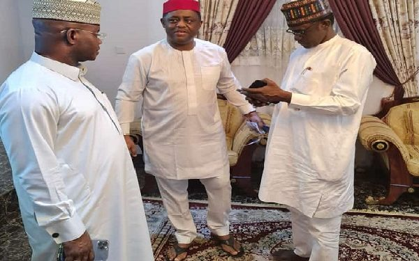 Breaking- Femi Fani-Kayode (FFK) concludes plan to join APC after meeting with Mai Mala Buni