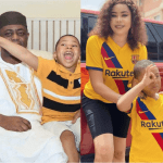 How Fani Kayode and estranged wife, Precious Chikwendu celebrated their son's 5th birthday