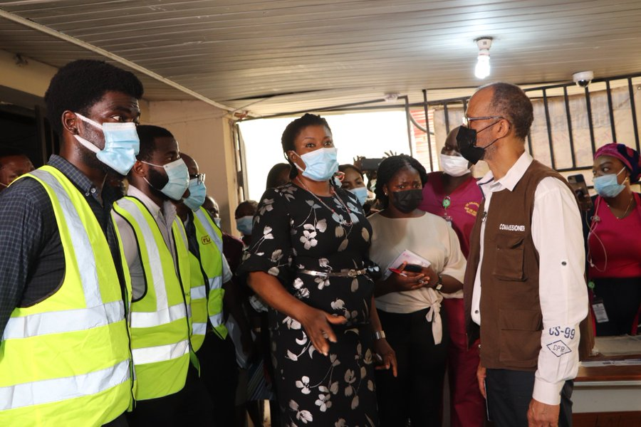 LAGOS COMMENCES PHASED REFURBISHMENT OF GENERAL HOSPITALS - IMAGES 4