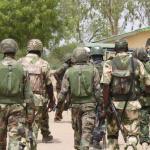 Military Presence in Orlu