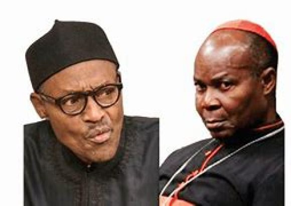 This image has an empty alt attribute; its file name is Olubunmi-Okogie-and-Buhari.jpg