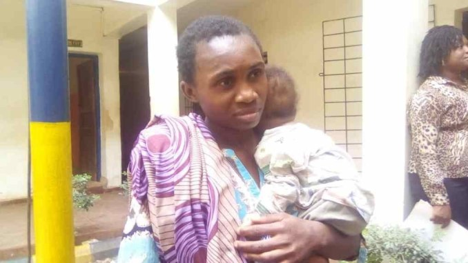Why I wanted to sell my baby for ₦40,000 Naira: - woman confesses to police