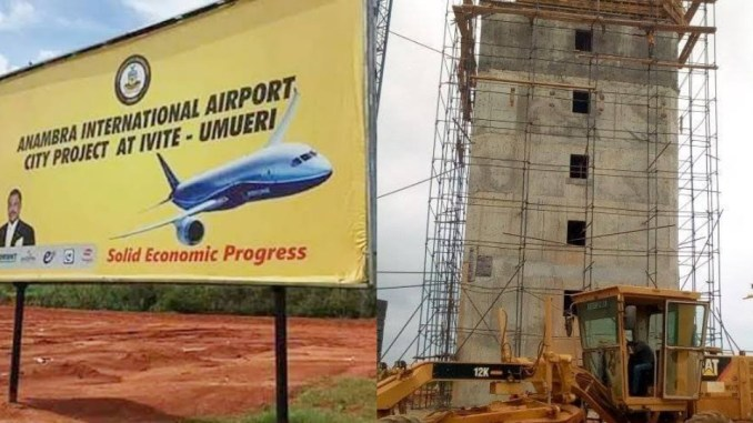 Anambra Airport project