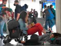 Australians stranded overseas