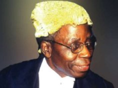 CHIEF BOLA IGE, FORMER MINISTER OF JUSTICE ASSASSINATED ON DECEMBER 23 2001