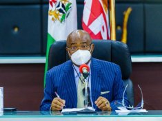 Governor Hope Uzodinma Hosts APC Members in Imo State