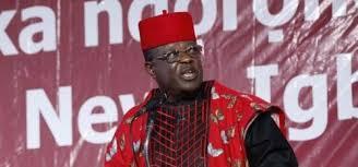 Ebonyi State Governor Umahi in Trouble
