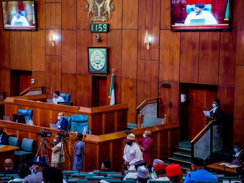 House of Reps Plenary March 23rd 2021 - 9News Nigeria