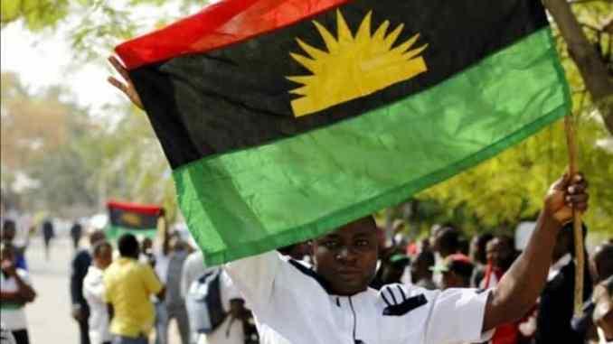 IPOB UNLEASHES MAYHEM IN ESSIEN Udim, HOISTS BIAFRAN FLAG – 9News Nigeria