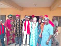 Igboayaka .O. Igboayaka - Ohanaeze Youth Council - Meeting - 9NEWS NIGERIA