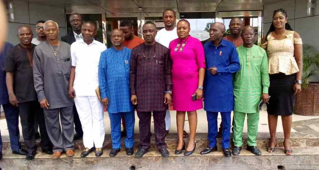 Imo State Housing Corporation Owerri holds inaugral meeting