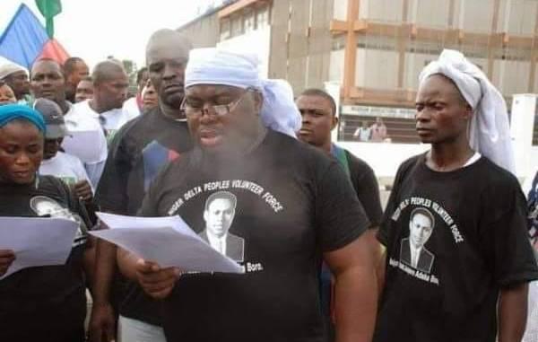 JUST IN! Asari Dokubo Proclaims New Biafra Govt, Declares Self Leader