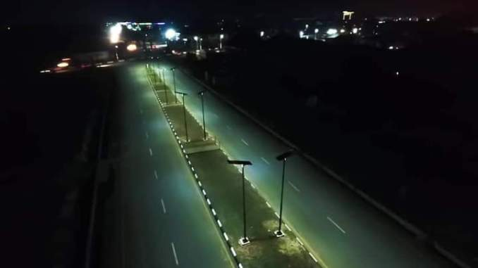 MUHAMMADU BUHARI DRIVE AT NIGHT IS A NEW HAVEN IN IMO - 9NEWS NIGERIA